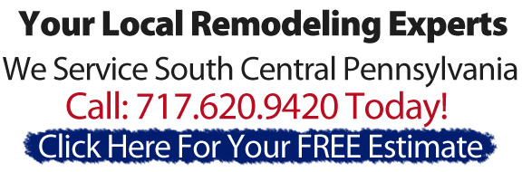 South Central Pennsylvania Remodeling Contractor